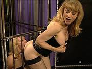 Nina Hartley Is Satisfied By Her Whore Adrianna Nicole