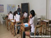 Brazzers Young School Girl Does It Right