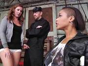 Dick Sharing For Skin Diamond And Maddy Oreilly