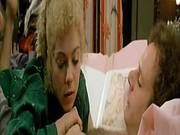 Theresa Russell Pulling Her Panties Aside To Reveal Her