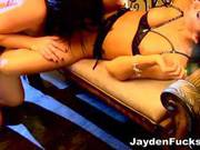 Masturbation With A Lesbian And Jayden Jaymes