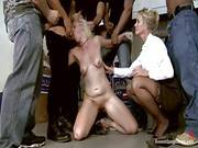 Alice Frost Gets Gangbanged In Front Of Her Step-mom