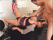 Mega Busty Exotic Milf Alexis Silver Getting Facepumped