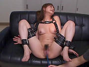 Japanese Sexy Milf Gets Bitch Slapped During Hardcore Fetish Bdsm