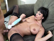 Charming Anissa Kate Gets Rod Banged In Her Puss Live