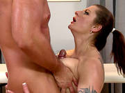 Hot And Wild Porn Sweetheart Angie George Gets Fucked In Nasty And Hot Orgasm