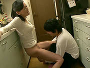Dildo Drills Wet Cunt Of Mature Asian Housewife Ayumi Takanashi
