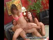 See The Big Titted Milfs Ava Devine And Vanessa Videl Attacked By One Stick