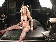 Nina Hartley In Glasses Have A Vibrator Fuck